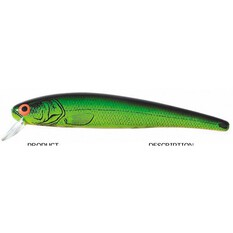 Bomber 15A Heavy Duty Hard Body Lure 11.9cm Banana Fish 11.9cm, Banana Fish, bcf_hi-res