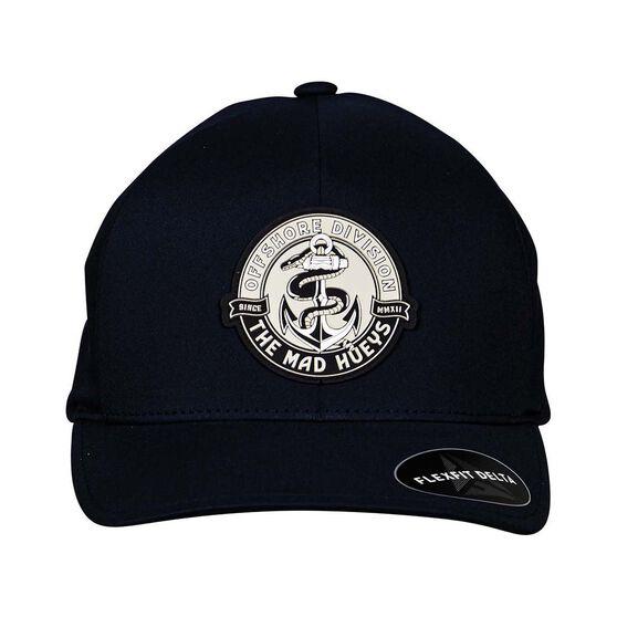 The Mad Hueys Men's Sea Snake Delta Flexfit Cap, , bcf_hi-res