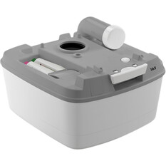 Thetford Portable Toilet Porta Potti Qube 165, , bcf_hi-res