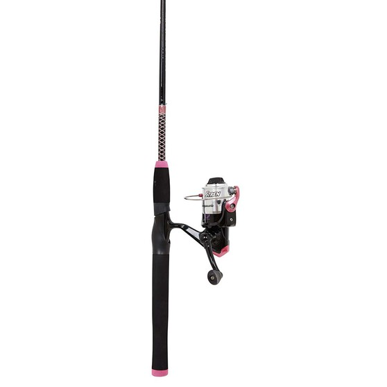 Shakespeare Ugly Stik Ladies Spinning Combo 6ft, , bcf_hi-res