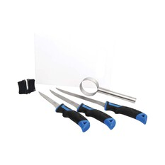Pryml 6pce Knife Fish Cleaning Kit, , bcf_hi-res