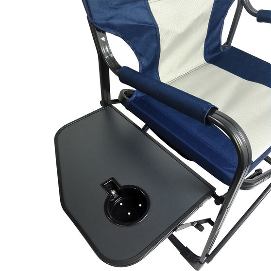 Wanderer Directors Chair with Side Table, , bcf_hi-res