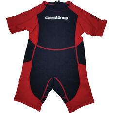 Kids' Rash Swimsuit Blue / Red 2 Kids', Blue / Red, bcf_hi-res