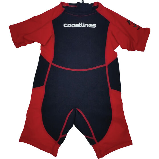 Coastlines Kids' Rash Swimsuit, , bcf_hi-res