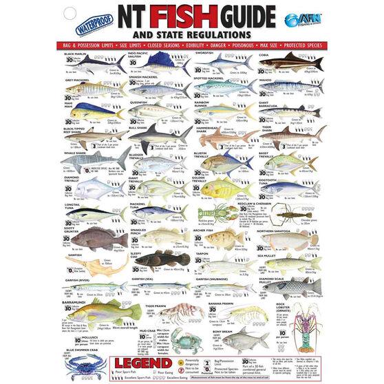 AFN Fish ID NT Maps/Guides, , bcf_hi-res