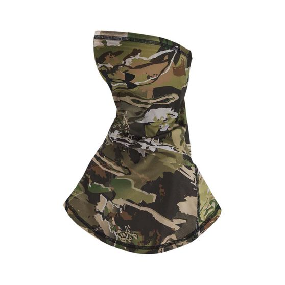 Under Armour Men's Iso-Chill Neck Gaiter Forest Camo / Black, Forest Camo / Black, bcf_hi-res