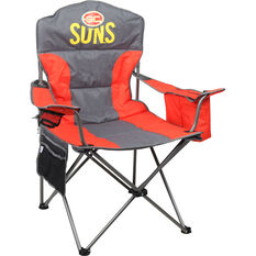 AFL Gold Coast Suns Cooler Arm Chair, , bcf_hi-res