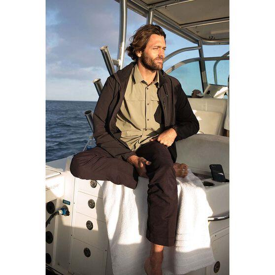 Quiksilver Men's Paddle 2 Jacket, Black, bcf_hi-res