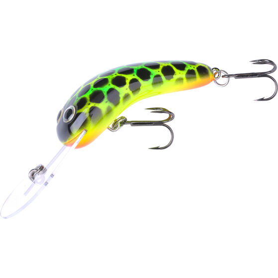 Kato Bush Bandit Mid Diving Hard Body Lure 85mm Venom 85mm, Venom, bcf_hi-res