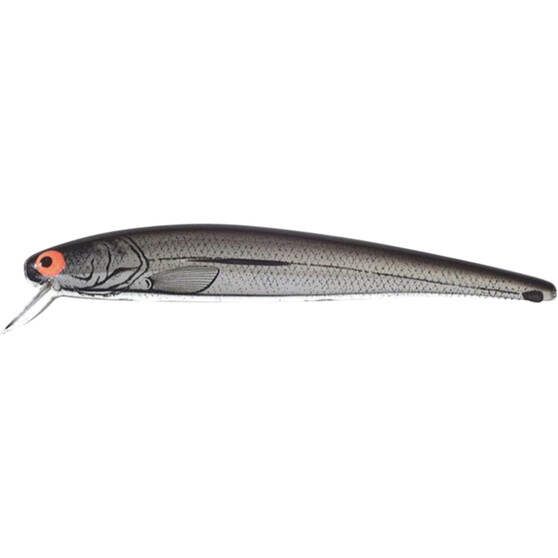 Bomber 17A Saltwater Hard Body Lure 17.5cm Silver 17.5cm, Silver, bcf_hi-res