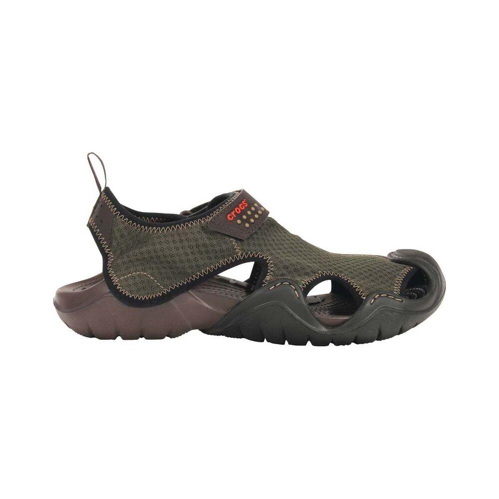 be5042cba Crocs Men s Swiftwater Sandal Espresso US 9