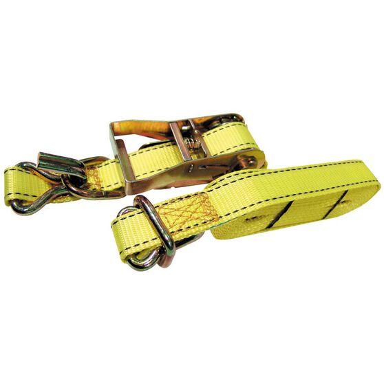 Ratchet Tie Down - 4.6m, 454kg, 4 Pack, , bcf_hi-res