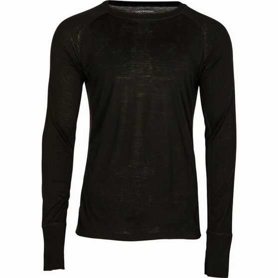 OUTRAK Unisex Merino Blend Long Sleeve Top, , bcf_hi-res