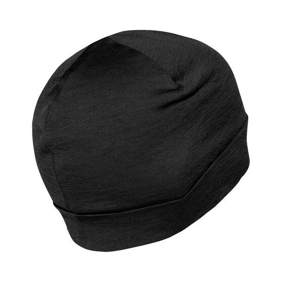 Macpac Unisex Merino 150 Beanie, Black, bcf_hi-res