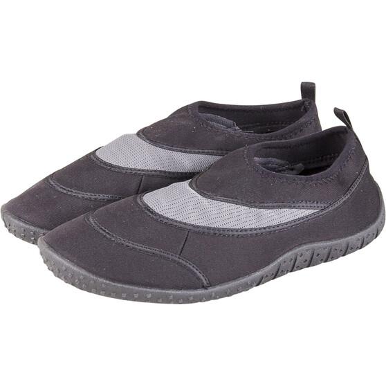 BCF Unisex Aqua Shoes, Black, bcf_hi-res