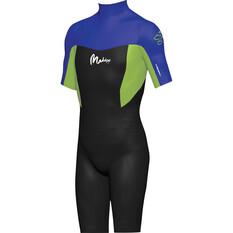 Mirage Kids' Superstretch Spring 2mm Wetsuit Blue 6, Blue, bcf_hi-res