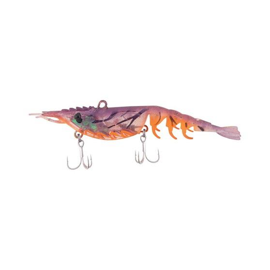 Berkley Shimma Shrimp Soft Vibe Lure 65mm Pearl Shrimp, Pearl Shrimp, bcf_hi-res