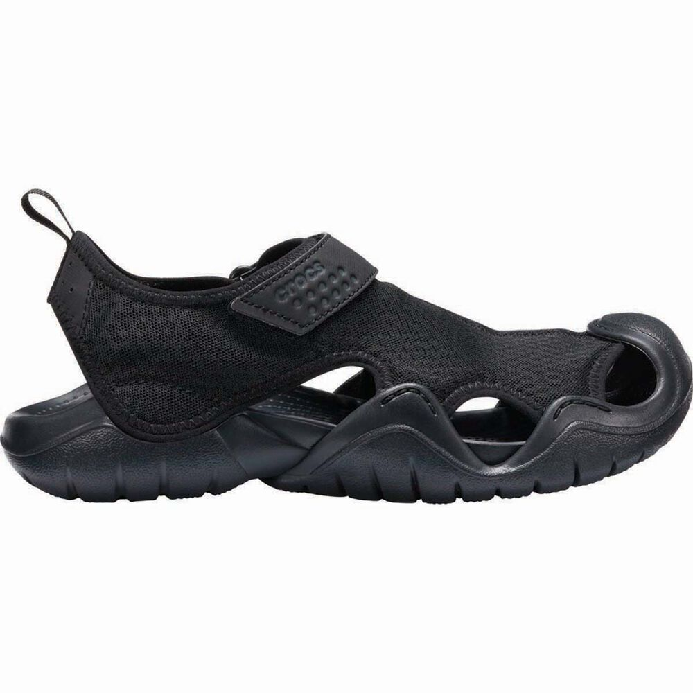 caabb421c3f3b1 Crocs Men s Swiftwater Sandal Espresso US 9