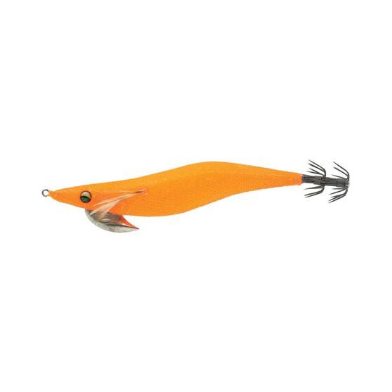 Daiwa Squid Jig Emeraldas Dart II 2.5in Lumo Orange, Lumo Orange, bcf_hi-res
