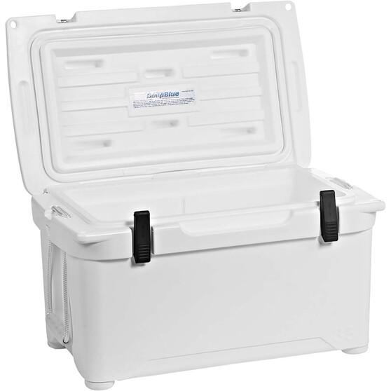 Engel Rotomoulded Icebox 35L White, White, bcf_hi-res