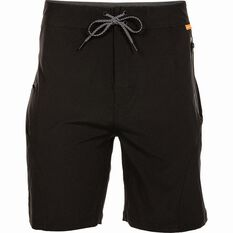 Savage Men's Stretch Shorts Black S, Black, bcf_hi-res