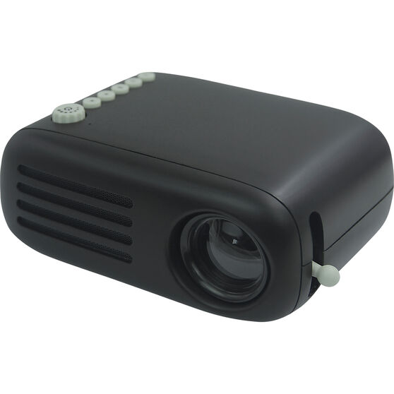 Portable LED Mini Projector, Screen and Speaker Pack, , bcf_hi-res