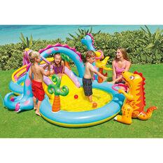 Intex Inflatable DinoLand Play Centre, , bcf_hi-res