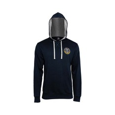 The Mad Hueys Men's Standard Issue Pullover Hoodie Navy S, Navy, bcf_hi-res