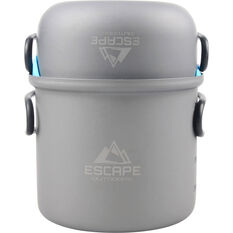 Escape Outdoors Small Lite Weight Cooking Set, , bcf_hi-res