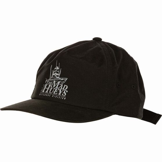 The Mad Hueys Men's OD Strapback Cap, , bcf_hi-res
