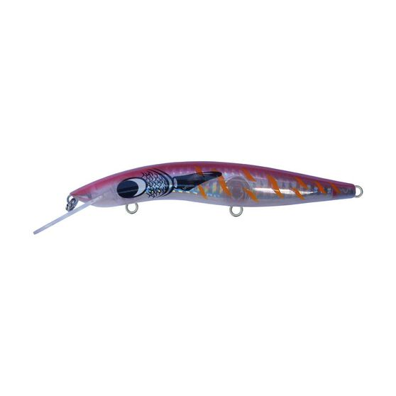 Ghost 120 Hard Body Lure 120mm Ghost Flaming Pink 120mm 10F, Ghost Flaming Pink, bcf_hi-res