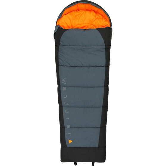 Wanderer RawFlame Hooded Sleeping Bag, , bcf_hi-res
