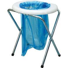 Foldable Camp Toilet, , bcf_hi-res