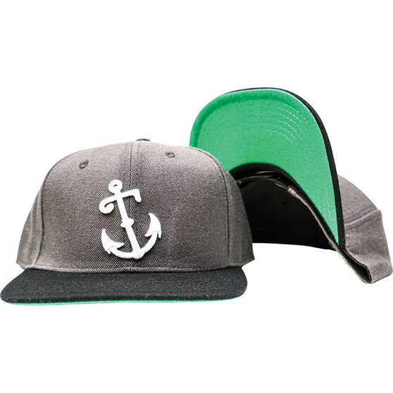 Tide Apparel Men's Classic Anchor Snapback Hat, , bcf_hi-res