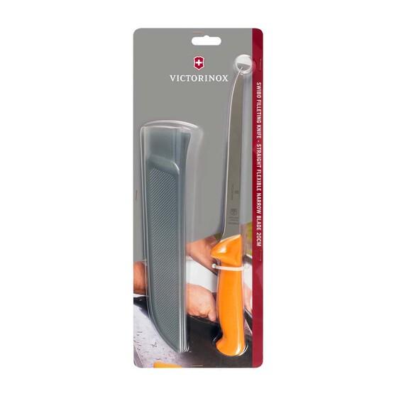 Victorinox Swibo Straight Flex Boning 20cm Fillet Knife, , bcf_hi-res
