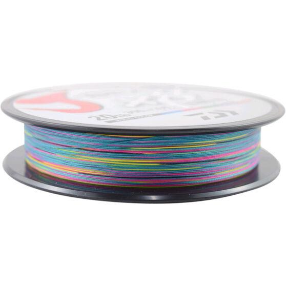 Daiwa J-Braid Braid Line 500m 30lb Multicolour 500m, , bcf_hi-res
