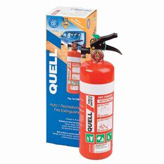 Quell Marine Fire Extinguisher 1kg, , bcf_hi-res