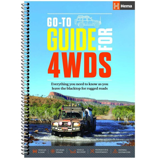 Hema Go-To-Guide for 4WDs (1st Edition), , bcf_hi-res