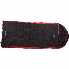 Roman Big Man Hooded Sleeping Bag, , bcf_hi-res