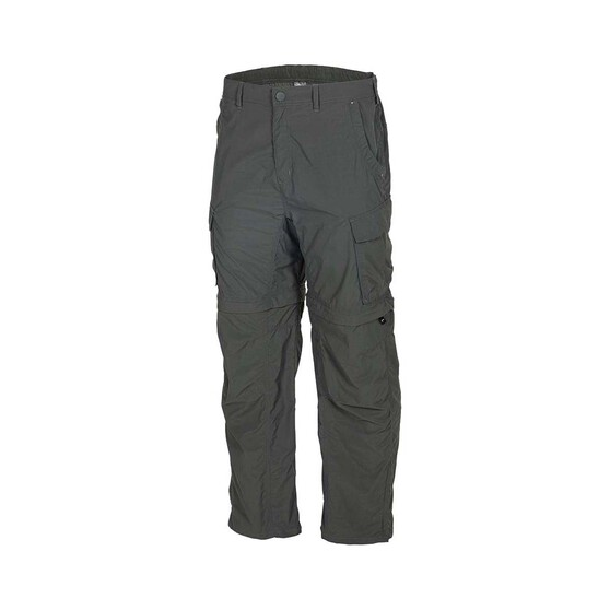 OUTRAK Convertible Men's Hiking Pants, Gunmetal, bcf_hi-res