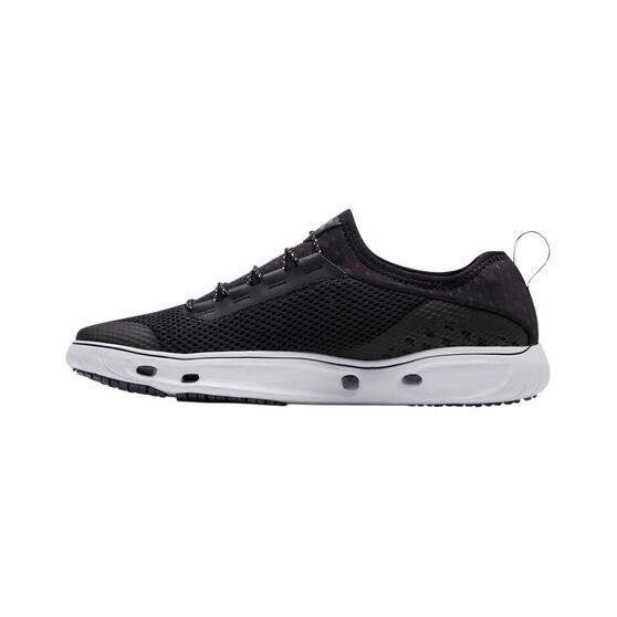 Under Armour Men's Kilchis Shoes, Black / White, bcf_hi-res