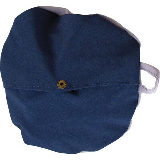 Explore 360 Men's Packaway Booney Hat Iron / Blue L / XL, Iron / Blue, bcf_hi-res