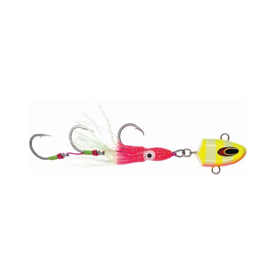 Vexed Bottom Meat Lure 80g Chartreuse Glow, Chartreuse Glow, bcf_hi-res
