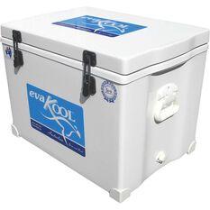White Fibreglass Icebox 65L, , bcf_hi-res