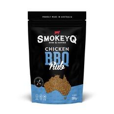 Smokey Q Chicken Rub Pouch 150G, , bcf_hi-res