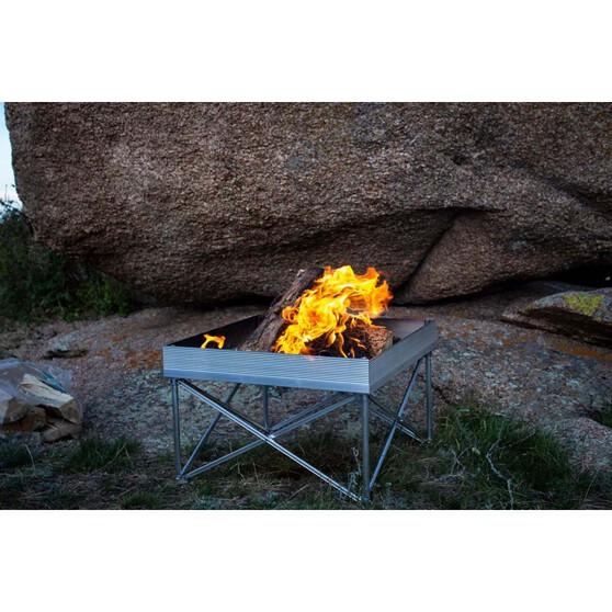 Fireside Portable Popup Fire Pit, , bcf_hi-res