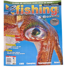 QFM Victoria Fishing Monthly Magazine, , bcf_hi-res