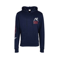 The Great Northern Brewing Co. Men's Fleece Hoodie Navy S, Navy, bcf_hi-res