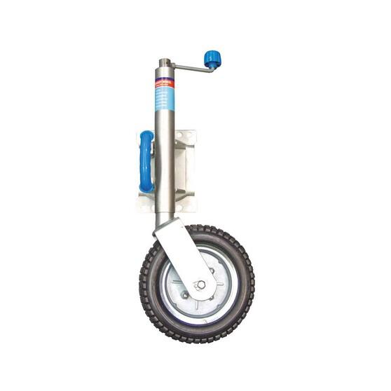 Ark Swing 10in Single Jockey Wheel - Clamp, , bcf_hi-res