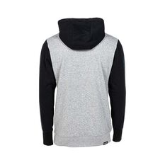 The Mad Hueys Men's Offshore Pullover Hoodie, Grey Marle, bcf_hi-res
